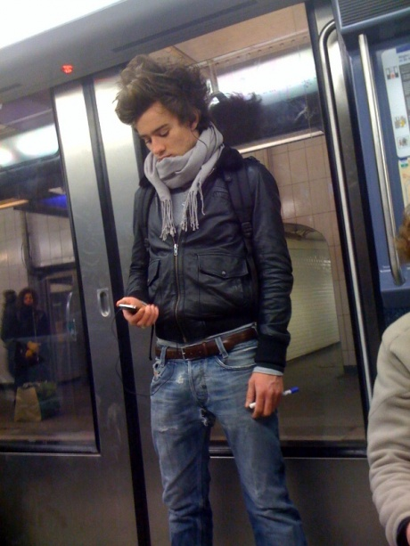 i like paris tube #20